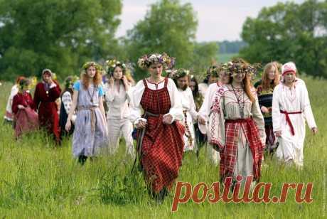 Традиции и Праздники русского народа