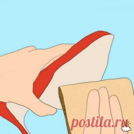 Как сделать подошву обуви менее скользкой? — Полезные советы