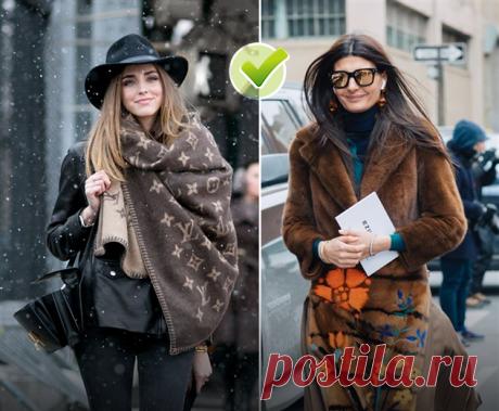 Какая верхняя одежда в тренде этой зимой: 7 вещей, которые будут греть модниц   Офигенная