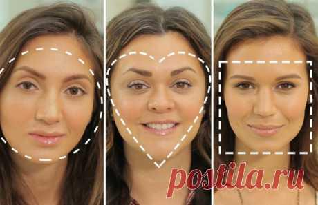 О чём говорит нам форма лица?
