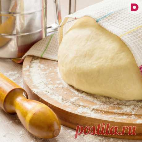 Тесто для пирожков - рецепт, как приготовить в домашних условиях