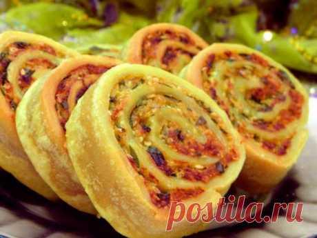 Картофельные рулетики алупатры - У нас так Если ты еще не знаком с индийской кухней, самое время это сделать — представляем рецепт необыкновенно вкусных картофельных рулетов. Как и большинство блюд ведической кухни, алупатры — вегетарианское...