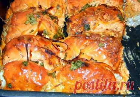 Stuffed cabbage in an oven. The Zakarpatye recipe — it is more tasty, than just stuffed cabbage!