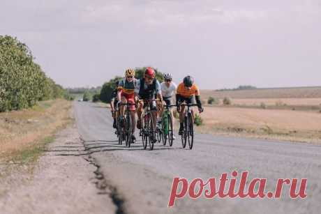 424 км по Молдове на велосипедах проехали 8 человек за 14 с половиной часов - Locals