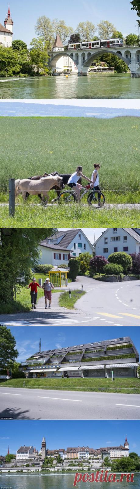 Как швейцарская деревня миллионеров заплатила штраф в $300 тысяч и не пустила к себе беженцев / Всё самое лучшее из интернета