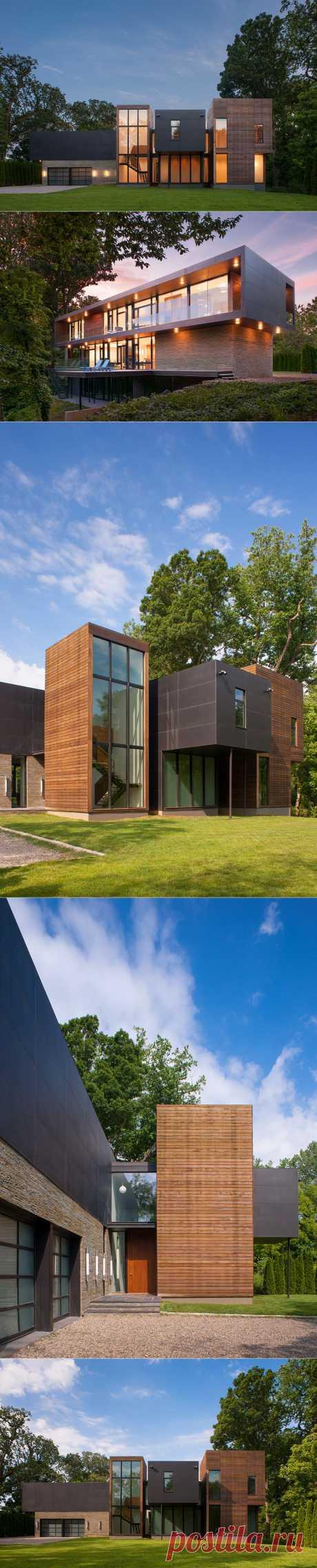 Жилой дом проектирование