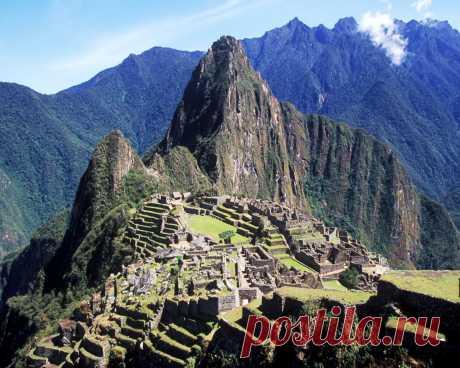 Мачу Пикчу (Перу)