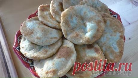 Рецепт из СОВЕТСКОГО журнала/ Жареные пирожки с кабачками