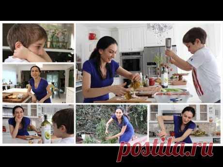 Что Готовлю и Как Встречаю Гостей - Вкусный Ужин - Эпизод 2 - Эгине - Heghineh Cooking Show