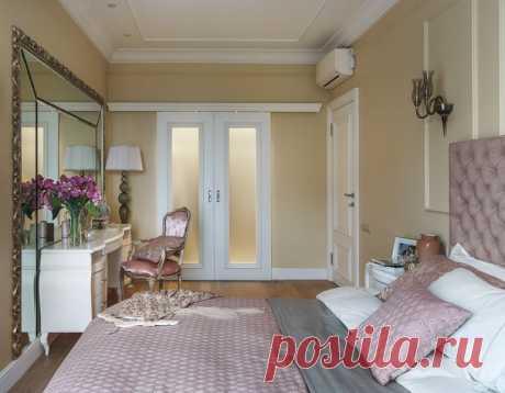 Спальня в классическом стиле: 35 фото, советы по оформлению