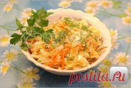 Салат «Капуста в маринаде» | Ваши любимые рецепты