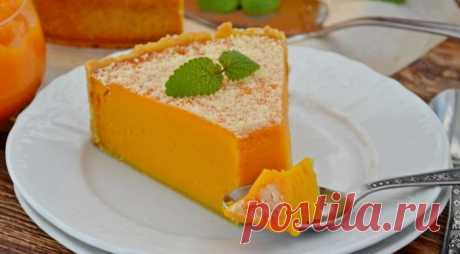 3 фантастически вкусных пирога из тыквы, приготовить которые проще простого - Кухни всего мира - медиаплатформа МирТесен