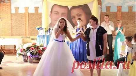 Песня на свадьбе для любимой свекрови))