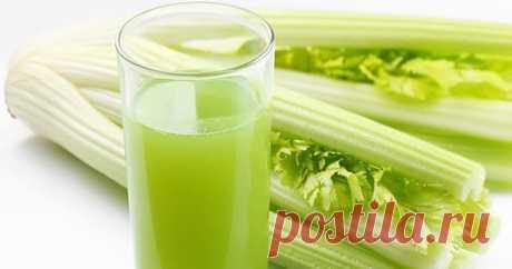 Невероятное преимущества сельдерея - избавит от лишнего веса, подагры, артрита и т.д. - Советы для тебя