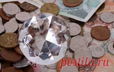 Как привлечь деньги: практика сияющего кристалла | Гороскоп
