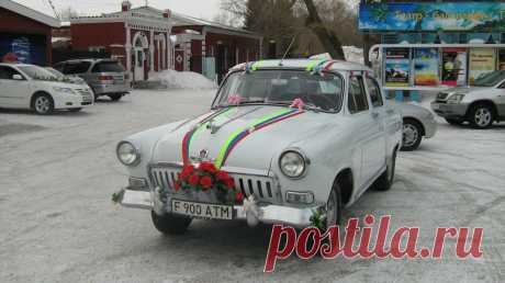 Свадьбы Усть-Каменогоска