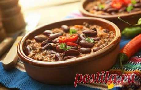 Постные блюда с фасолью – прекрасный конкурент мясным вкусностям. Рецепты постных блюд с фасолью со всего мира.