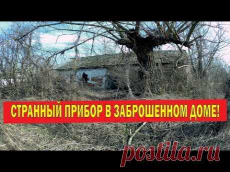 Заброшенная деревня в лесу