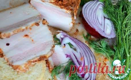 Сало по-венгерски – кулинарный рецепт