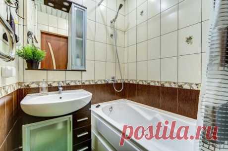 Как создать стильный дизайн ванной комнаты 4 кв м? Особенности дизайна ванной комнаты 4 кв м. Какую выбрать цветовую гамму и освещение? Как расставить мебель, технику и сантехнику? Фото совмещенного санузла и раздельной ванной без унитаза.