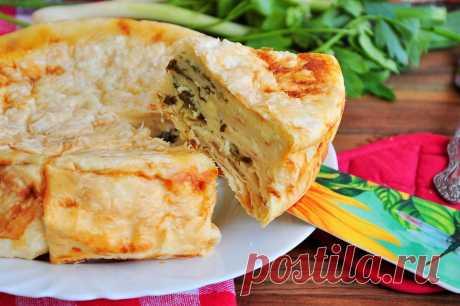Грузинский торт из лаваша или как можно приготовить дома ленивую «Ачму» — Банкетоф