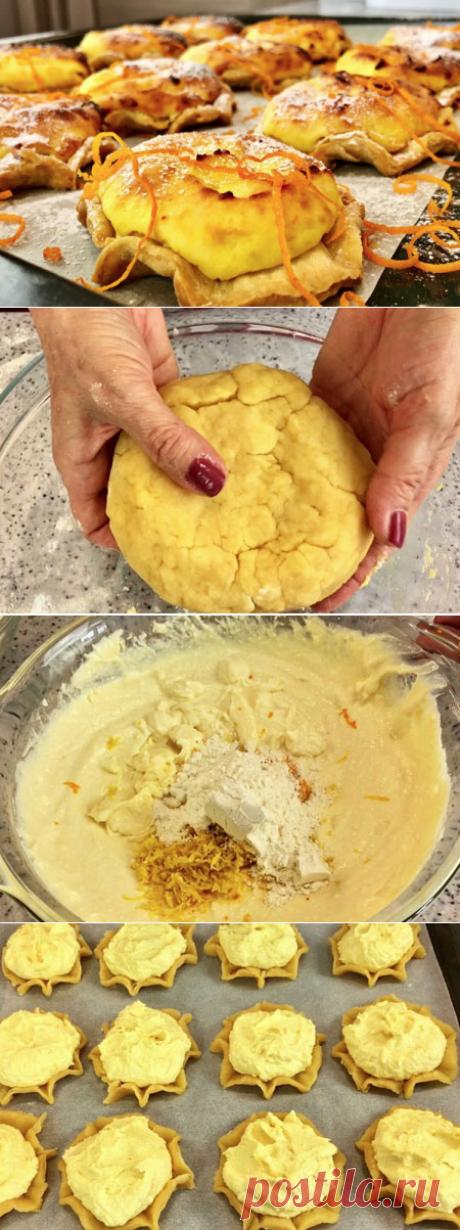 Сардинские сырники - невероятно вкусные Нежные сырники на хрустящей подложке обязательно вам понравятся.
