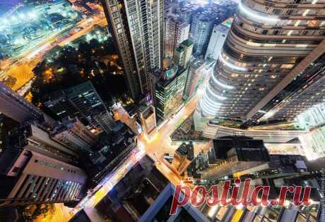 >> Гонконг с высоты