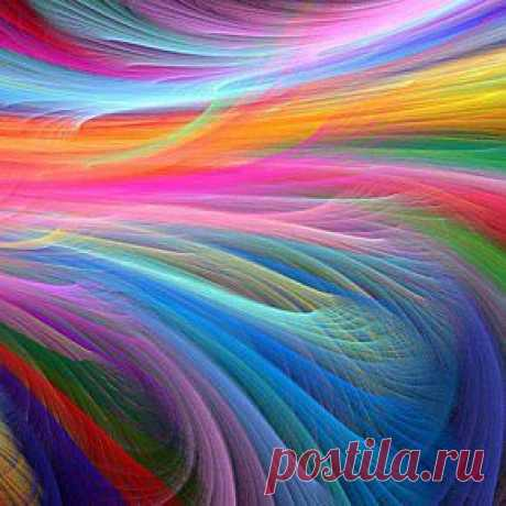 Влияние цвета на организм человека | Maiden.com.ua