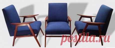 Как обновить старое кресло: 3 мастер-класса и 25 идей — Мастер-классы на BurdaStyle.ru