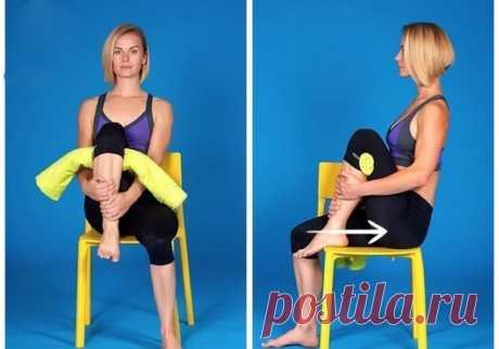 Растяжка как профилактика болей в коленях — Полезные советы