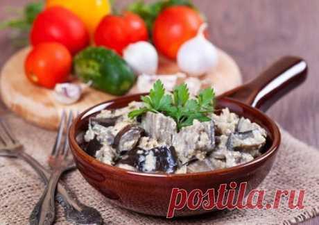 3 самых вкусных блюда из баклажанов