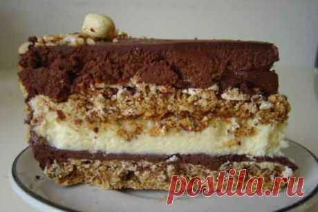 ТОРТ «МОЦАРТ» Этот торт уже успел покорить сердца многих любителей шоколада