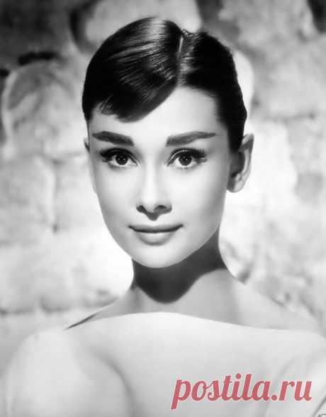 Последние слова Одри Хепберн… — Women Beauty Club