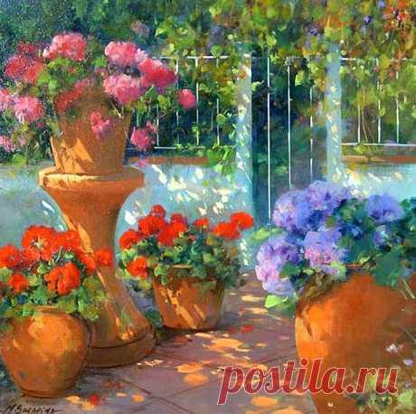 Солнечная Живопись Maria Serafina