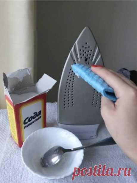 Как почистить утюг внутри и снаружи – 10 домашних способов — Мир интересного