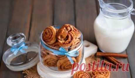 Печенье на кефире без яиц