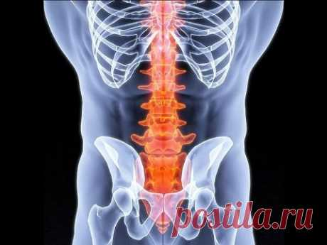 Марафон остеопатии и гимнастики - лечим себя сами от остеохондроза