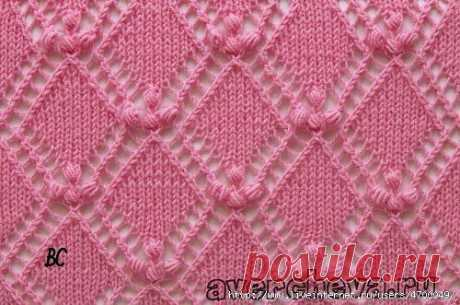 THE MOST BEAUTIFUL PATTERN FOR THE PLAID.\u000a\u000aSymbols: a triangle with an inclination to the right - 2 p together persons, with an inclination to the left - 1 p to remove, a trace. the loop is front and to put on it the removed loop. Three strokes connected - 3 items together front. A point - a shishechka. About - nakid. In back ranks all loops a wrong side.