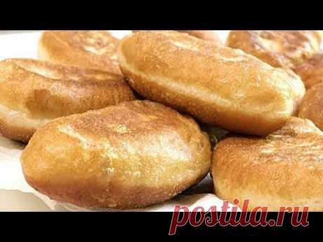 Самое вкусное тесто для жареных пирожков, ГОСТ.ПИРОЖКИ С ПОВИДЛОМ/Jam pies