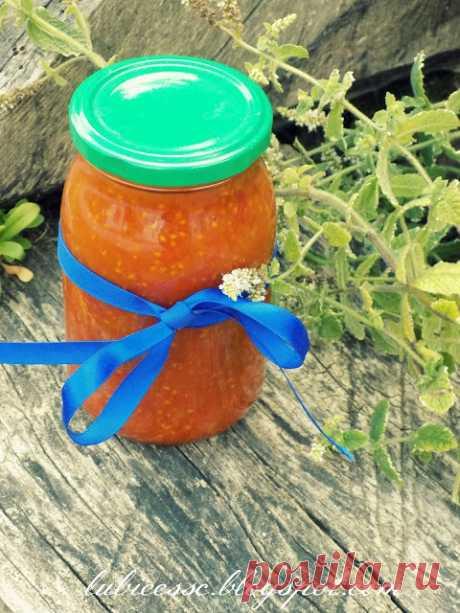Sos pomidorowy wg Siostry Anastazji | Pychotkaaa