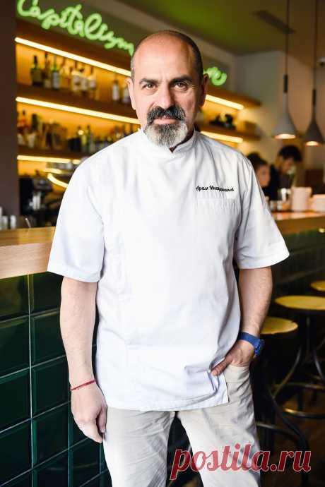 Ресторатор Арам Мнацаканов (владелец Probka) — о том, как превратить простую пасту в нечто великолепное | Журнал Esquire.ru