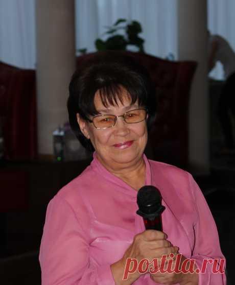 Нина Рябова