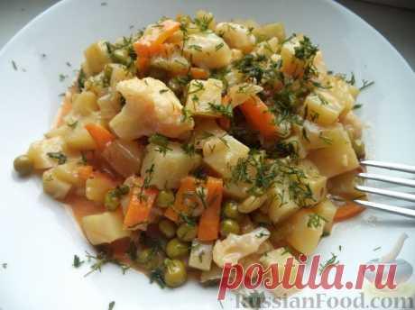 Готовим овощное рагу - 30 лучших рецептов