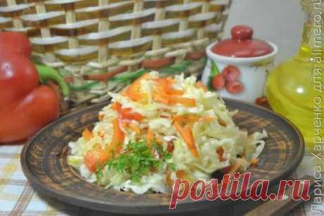Самая вкусная маринованная капуста Провансаль быстрого приготовления, рецепты с фото