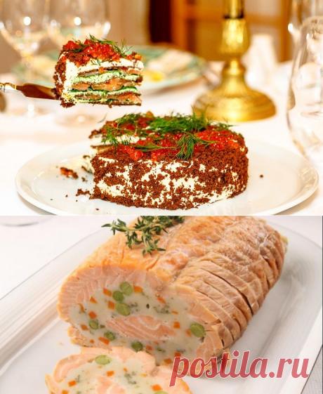 11 оригинальных рецептов блюд для праздничного стола