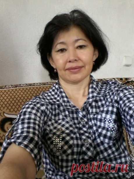 Gul'mira Rozakhunova
