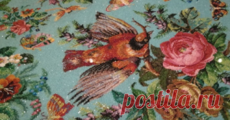 Рукотворное чудо: знаменитая скатерть с птицами из музея Перанакан в Сингапуре Недавно один мой знакомый посетил в Сингапуре знаменитый музей Перанакан (Peranakan Museum). Так как я занимаюсь восстановлением старинных схем для вышивания, то по моей просьбе он сделал…
