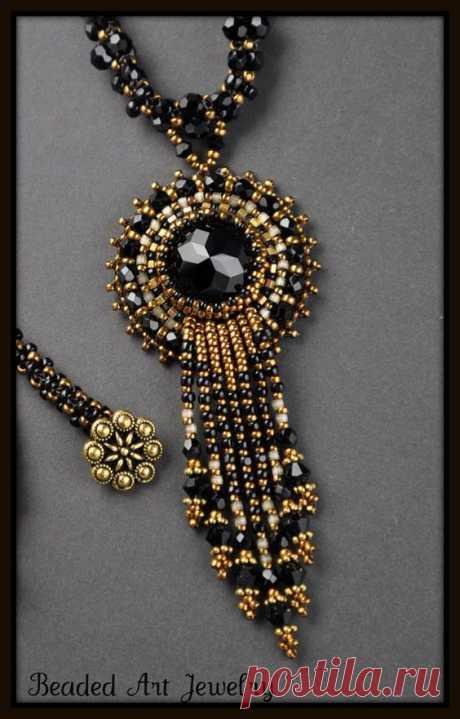 (14) Beaded art jewelry | Beading Art