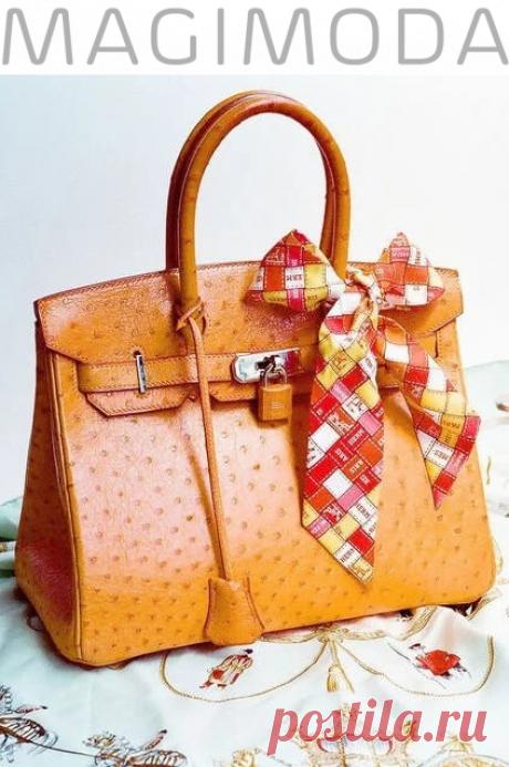 12 самых дорогих брендов сумок в мире - Hermes