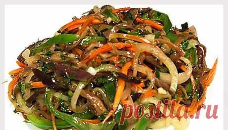 Баклажаны по-корейски Баклажаны по-корейски - очень вкусное блюдо, который вы можете легко приготовить по рецепту на этом сайте.Много хороших и проверенных рецептов в одном месте!